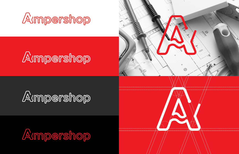 ampershop branding