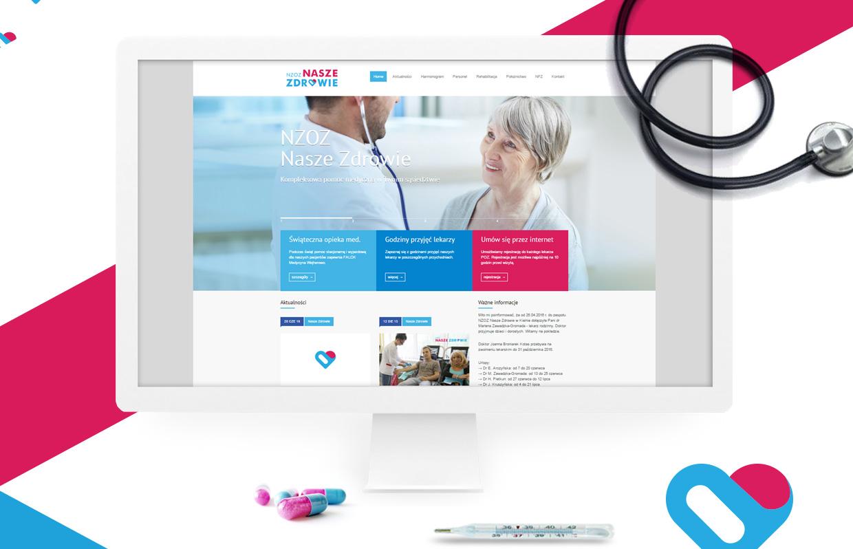 NZOZ Nasze Zdrowie tworzenie stron internetowych www