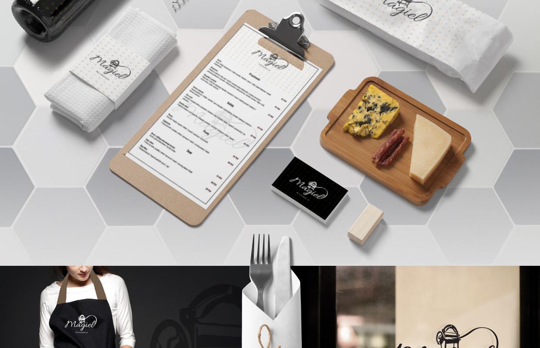 Restauracja Magiel - projektowanie stron www, identyfikacja graficzna, pr
