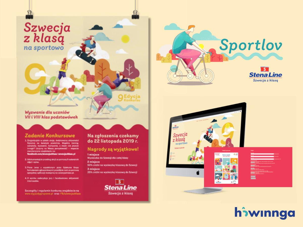 """Sportlove – """"Sweden with class"""" children's competition 9th edition"""