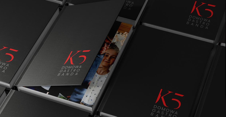 Domowa Gastrobanda K5 – książka kucharska inna niż wszystkie!